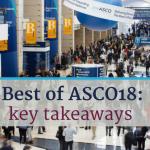 best ASCO 2018 key talks