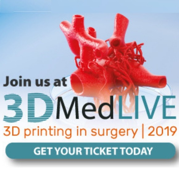 3DMedLive: 3D Printing in Surgery 2019 - Oncology Central