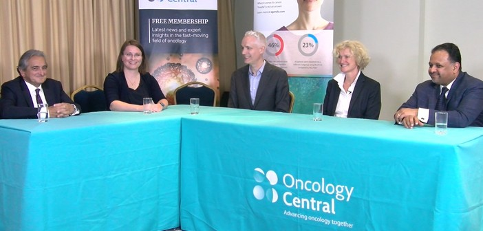Panel discussion: emerging treatment options in oncology