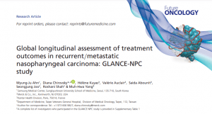 GLANCE-NPC metastatic nasopharyngeal carcinoma